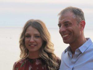 Miriam Catania e Ivan Cotroneo